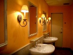 デパートのトイレ